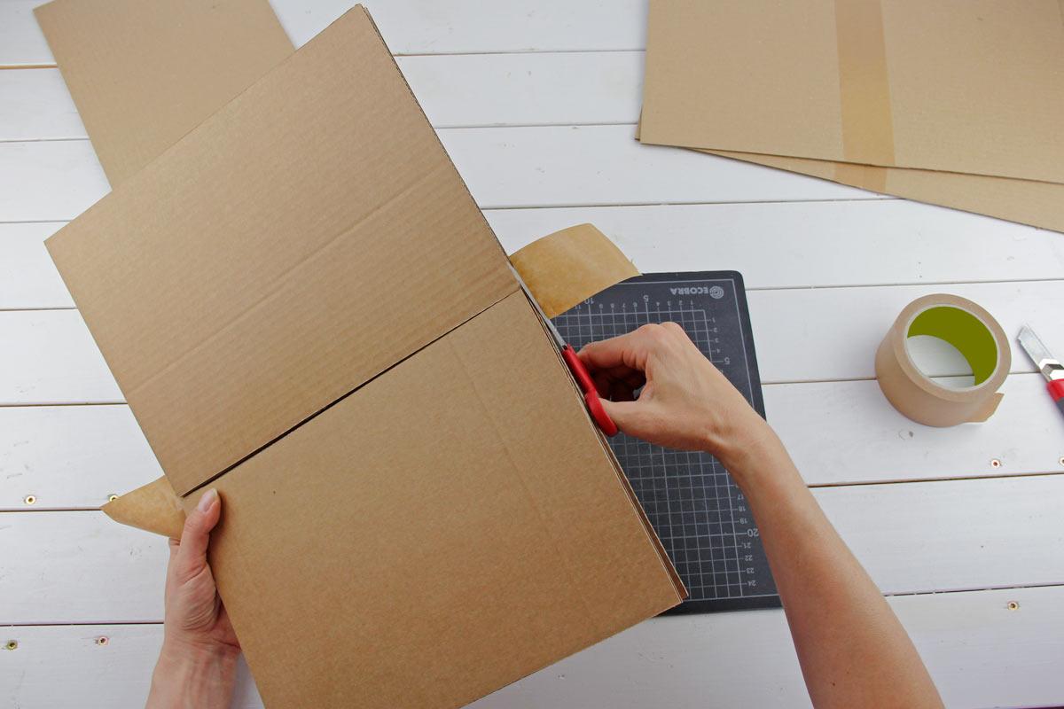 anleitung zum selbstbaubuch buch selber basteln paul pappe und die papprakete basteln mit. Black Bedroom Furniture Sets. Home Design Ideas